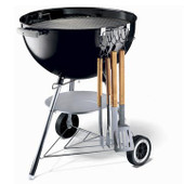 Charcoal Grill Tool Holder