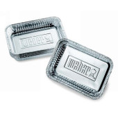 Small Drip Pans, Weber | 10 Pack