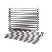 Stainless Cooking Grids, Silver A, Spirit 500