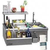 Alfresco 30-in Built-in Bartender Sink | ADT-30