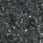 American Fireglass Gray | 1/2-in Fire Glass | 10 lb