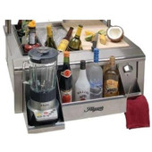 Alfresco Bartending Package for 30-in Apron Sink