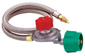 "36"" High Pressure Hose, Regulator"