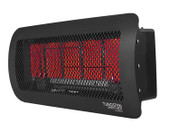 Bromic Heating Tungsten 500 Smart Heat Radiant Heater | 5 Burner | LP