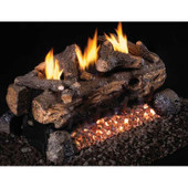 18-in Evening Fyre Split See-Thru Log Set | LP