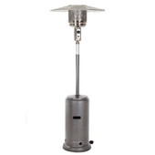 Hammer Tone Silver Standard Series Patio Heater