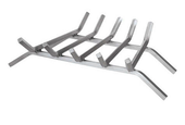 23-in Stainless Steel Fireplace Grates
