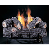 18-in Chillbuster C1A Vent Free Natural Gas Log Set w Manual Safety Pilot