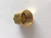 thebbqdepot 1/2-in Female Pipe x 3/8 Male Flare Brass Fitting at Sears.com
