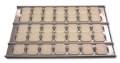 Briquette Tray Assembly, Lynx L30, L42, L54 | 90191
