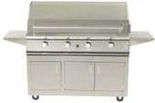 ProFire 48-in Natural Gas Grill On Cart | PF48G-PF48SSCBN
