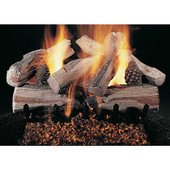 18-in Post Oak Gas Log Set, G4 Burner | POSG4