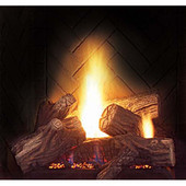 "MJ27NR -Monessen Mojo 27"" Vent Free Gas Logs With Natural Blaze Burner System - Natural Gas"