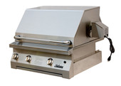 Solaire 30-in InfraVection Built-in Grill, One Infrared Burner, Rotisserie, NG | SOL-AGBQ-30VI