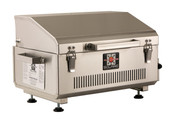 Solaire Anywhere Marine Infrared Portable Propane Grill   SOL-IR17M