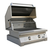 Solaire 30-in InfraVection Built-in Grill, One IR Burner, NG