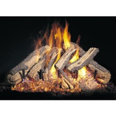 30-in Western Campfyre Gas Logs Only