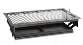 Firemagic 23-in Charcoal Countertop Built-in Grill