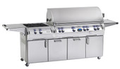 Echelon Diamond 1060s Grill on Cart with Power Burner
