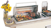 Fire Magic Regal One Counter-top Propane Grill w Rotisserie