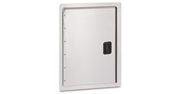 left hinge built-in storage door aog