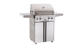 "AOG 24"" Stainless Portable Grill, No Rotisserie 