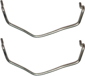 Fire Magic Burner Clips-Pair