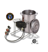 Turkey Fryer Kit | Stainless Steel  Pot