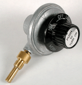 Solaire Valve-Regulator | Anywhere IR17B, IR17M [US threads] , Everywhere |  SOL-17-4B
