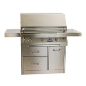 Solaire 36-in Infrared Grill on Cart | SOL-IRBQ-36CIR