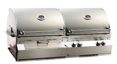 Fire Magic Aurora A830I Charcoal/Gas Built-in Grill