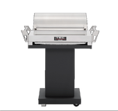 "TEC Infrared Grill | G-Sport FR 36"" with Black Painted Pedestal"