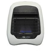 Procom blue flame heater