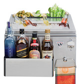 Twin Eagles outdoor beverage center
