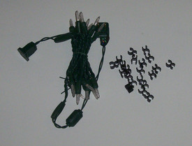 Mini Tree LED light kit.