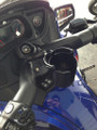 Can-Am Spyder Drink Cup Holder Ram Handlebar Mount