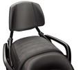 Can-Am F3 Detachable Passenger Backrest