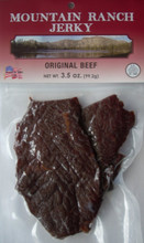 Mountain Ranch Beef Jerky | Original Beef Jerky