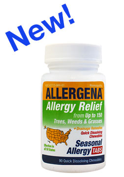 Seasonal Allergy Tablets