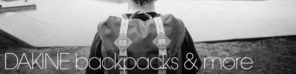Mens Dakine backpacks new summer collection beach skate snow