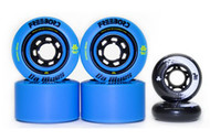 Freebord Da Blues Stone Ground Freeboard Wheel Kit
