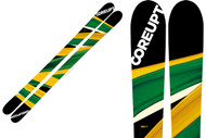 Coreupt Candide Thovex Yard Freestyle Skis