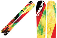 Coreupt TJ Pro Chiller Freestyle Skis