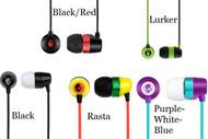 Skullcandy Riot Earbud Headphones Mic'd