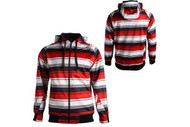 Sessions Men's Retro Stripe Softshell