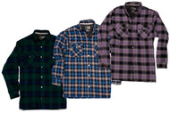 Jiberish Insulated Flannel Shirt