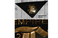 "Empire Attire ""E"" Bandana"