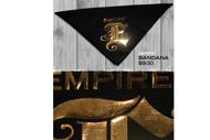 """Empire Attire """"E"""" Bandana"""