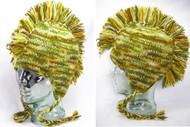 Sherpa Neon Tiger Nepal Beanie Hat