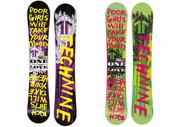 Technine One Love Rocker Snowboard 2011